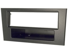 1-DIN frame, Ford Mondeo 03-07, Galaxy ll 06-07 donkergrijs