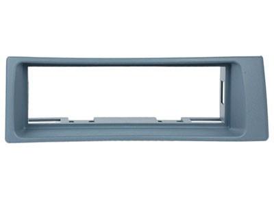 1-DIN frame, Renault Megane l, Scenic l grijs