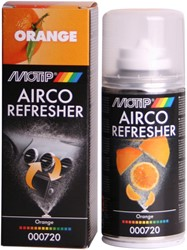 Motip 00720 150ml Airco Refresher Orange
