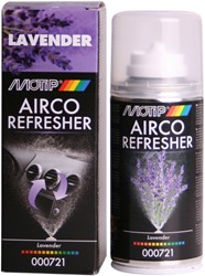 Motip 00721 150ml Airco Refresher Lavender