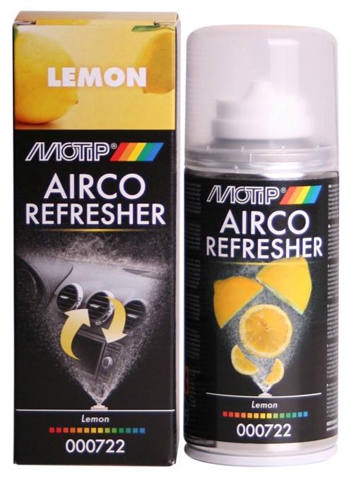 Motip 000722 AIRCO REFRESHER LEMON      150 ml