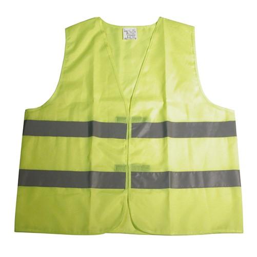 Veiligheidsvest Oxford XL Geel