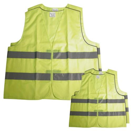 Veiligheidsvest Gezinspack 2+2