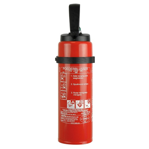 Brandblusser ABC 2kg