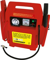 Carpoint Starthulp 12V met compressor