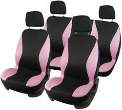 Stoelhoesset 8-delig Pink Lady