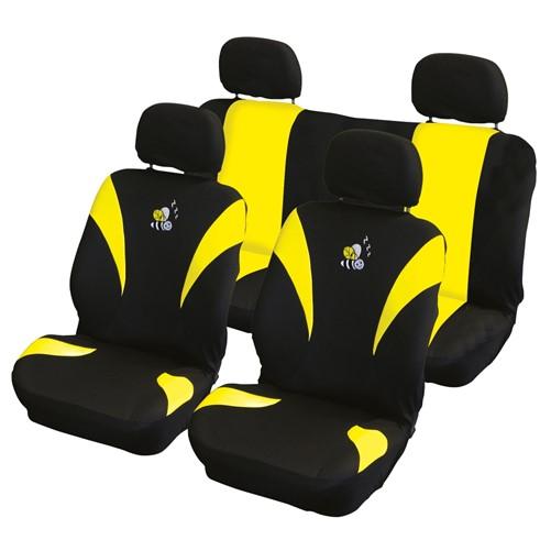 Stoelhoesset 8-delig Bij airbag