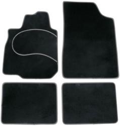 0310145 Mattenset 4-delig type C zwart/grijs