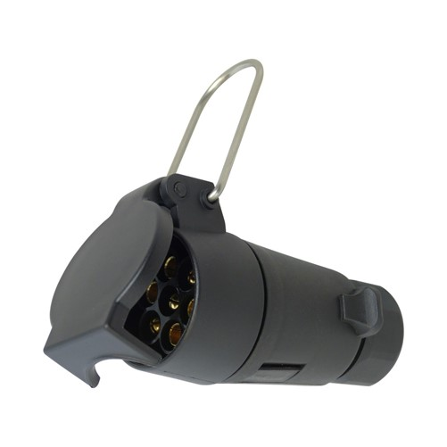 Carpoint 12V Zwevende Contrastekker 7 Polig