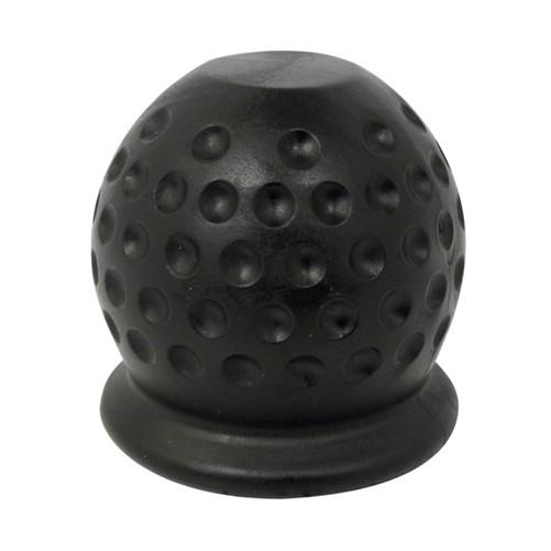 Trekhaakdop Model Golfbal Zwart
