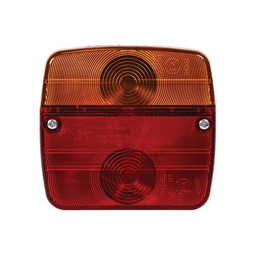Carpoint 12V Achterlicht 4 Functies + Lampen