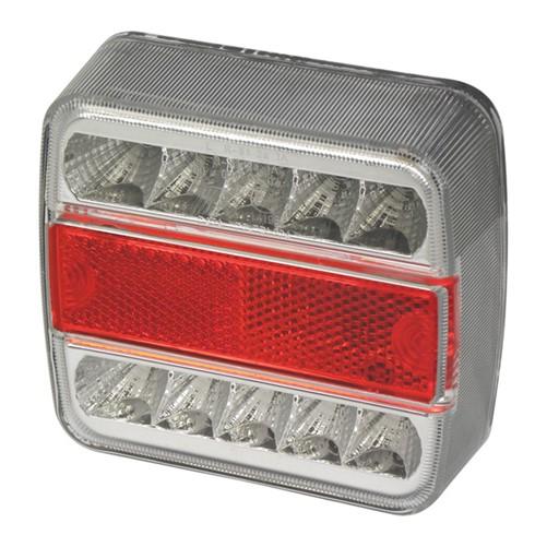 Achterlicht 5 Functies met LED