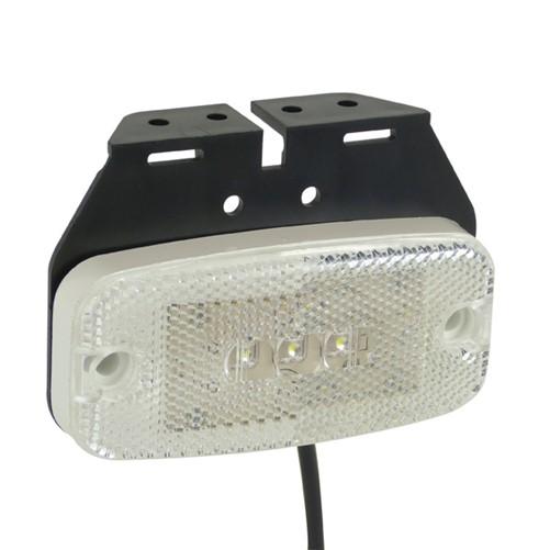 Markeringslamp LED met Steun Wit