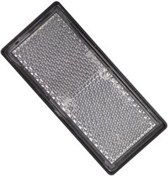 Reflector Wit 86x40mm