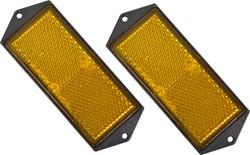 Carpoint Reflector oranje