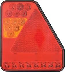 Achterlicht LED links 6 functies