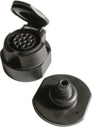 Stekkerdoos 13-polig Jäger 12V ISO 114446