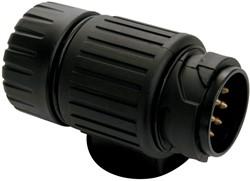 Stekker 13-polig Jäger 12V ISO 11446