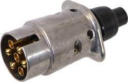 Stekker 7-polig M&K aluminium