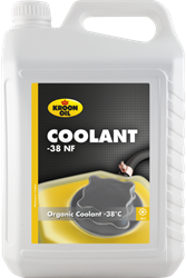 Kroon-Oil 04317 Coolant -38 Organic NF 5L