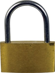 Hangslot 40mm + 2 sleutels