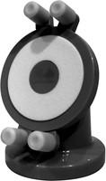 Telefoonhouder iPod zwart