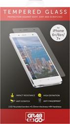 GrabNGo Temperedglass iPhone6+-6S+