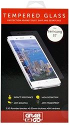 GrabNGo Tempered glass Samsung S7