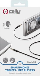Celly Audiokabel 3.5mm