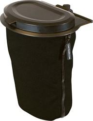 Flextrash Prullenbak S Zwart
