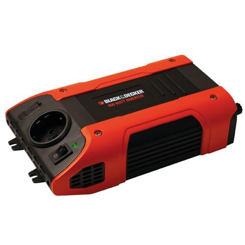Black & Decker BDPC400 Omvormer 500 12V-230V 500W 12A
