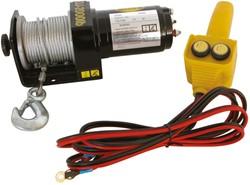 Elektr Bumperlier 12V 1000Kg 15mtr