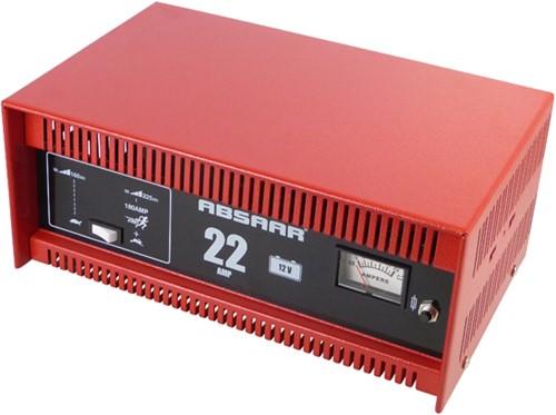 Absaar Acculader 22A 12V