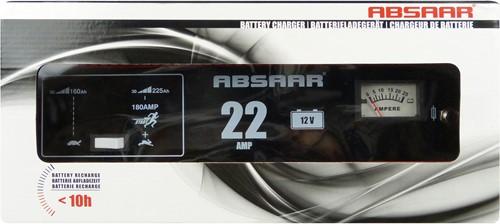 Absaar Acculader 22A 12V-2