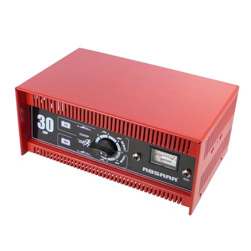 Absaar Acculader 30AMP 12/24V N/E AmpM SH250