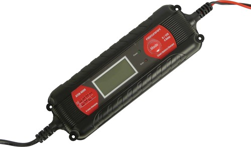 Absaar acculader Intelligent 4A 6/12V