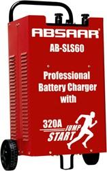 Absaar acculader Prof. AB-SL60 60-320A 12/24V