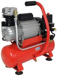 Compressor  met Olie 6Ltr