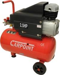 Compressor met olie 24 liter 2,5 PK
