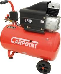 Compressor met olie 50 liter 2,5 PK