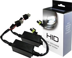 HID-Xenon H4 HiLow Harness Resistor/Weerstand Set (2 stuks) - voor nieuwere VAG modellen