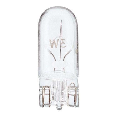 Carpoint Autolamp W3W Wedge T10 Blister 2 Stuks