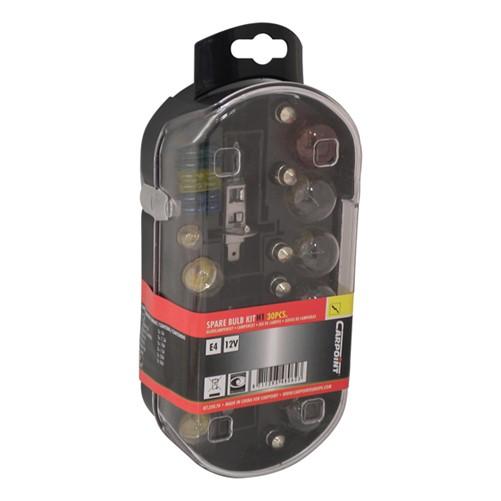 Carpoint 30-Delige Reservelampenset H1