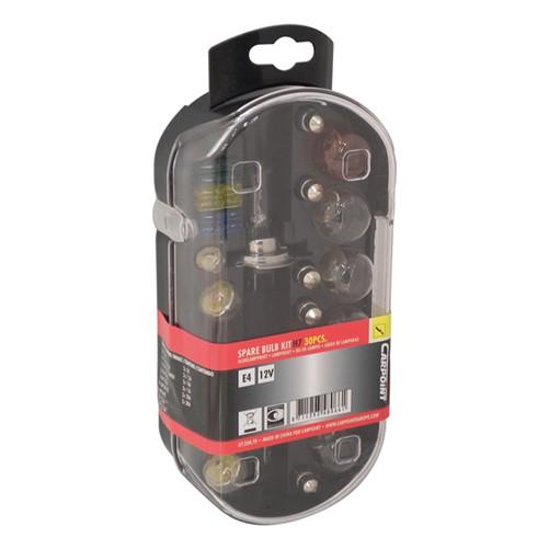 Carpoint Autolampenset H7 30-delig