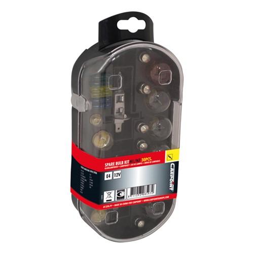 Carpoint Autolampenset H1/H7 30-delig