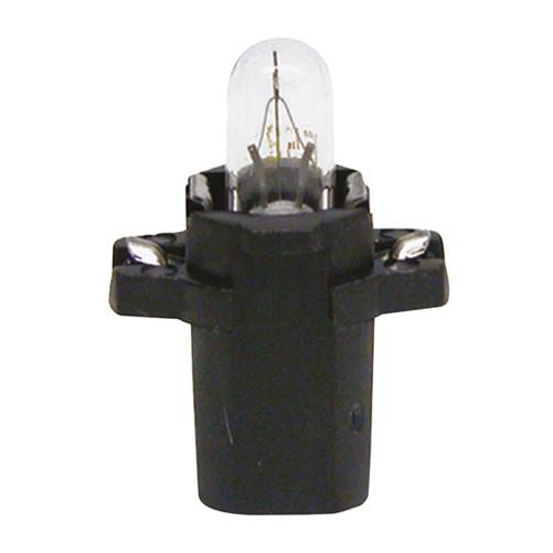Philips 12597B2 BAX8,3s Black 1,2W 12V