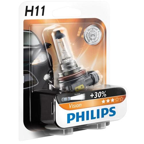 Philips 36428630 H11 Vision 12V 55W