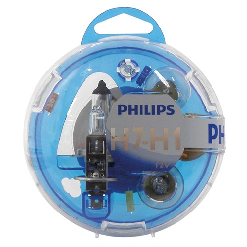 Philips 55720EBKM H1/H7 Essential Box