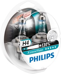 Philips 12342XVS2 H4 X-treme vision 130%