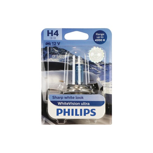 Philips 12342WVUB1 WhiteVision ultra H4